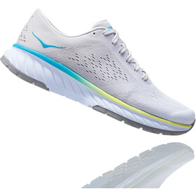Hoka One One Cavu 2 Running Shoes Dame white/nimbus cloud